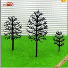 Teraysun 4cm-12cm model making architecture each size ho, n ,g scale model train layout miniature plastic model tree arm(China)