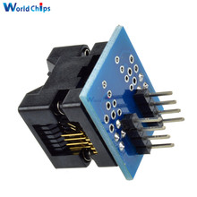 SOIC8 SOP8 to DIP8 EZ Programmer Adapter Socket Converter Module 150mil Hot Sale(China)