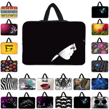 Neoprene Tablet PC Bag Cases 10.1 12 15 14 17 10 13 11.6 inch Women's Sleeve Laptop Bags For Lenovo Toshiba Chuwi hi12 Sony Dell