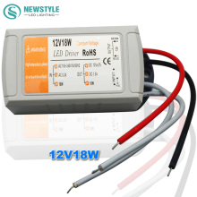 High Quality DC 12V 18W/48W/100W  Power Supply LED Driver Adapter Transformer Switch For LED Strip LED Lights