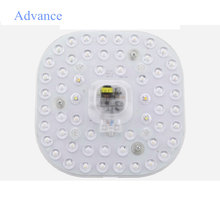 Ceiling Lamp Led Module Square Rectangular Modern industrial For living room bedroom Home Upgrade recycle convenient energy save