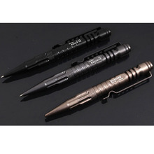 B5 Tactical Pen Self Defence Anti-skid Hard Anodic Oxidation Self Defense Tool Emergency Hot Worldwide Outdoor Tool FC