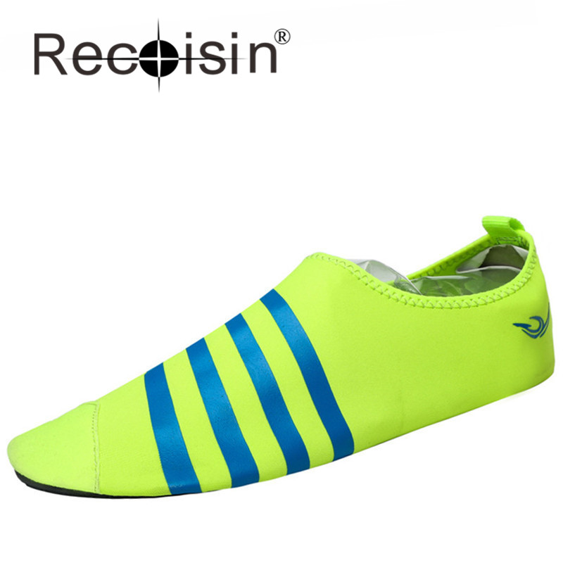 RECOISIN 2017 Men Beach Barefoot Skin Shoes Outdoor Swimming Water Shoes Wading Shoes Unisex Lover Couple Soft Office Shoes 776<br><br>Aliexpress