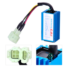 DWCX Performance Racing CDI Box Unit 6 Pin for GY6 50cc 70cc 90cc-150cc Scooter ATV Moped Go Kart Motor Bike GY6 4-stroke engine(China)