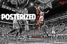 Derrick Rose Chicago Bulls NBA MVP Basketball Star  Silk Poster Art Bedroom Decoration 1133