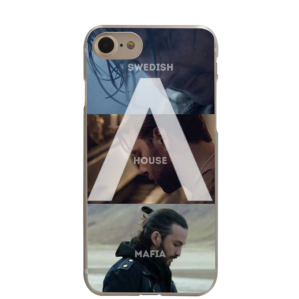 Lavaza Axwell Ingrosso Cover Case for iPhone X 10 8 7 6 6S plus Cases for Apple 5 5S 5C SE 4 4S Coque Shell