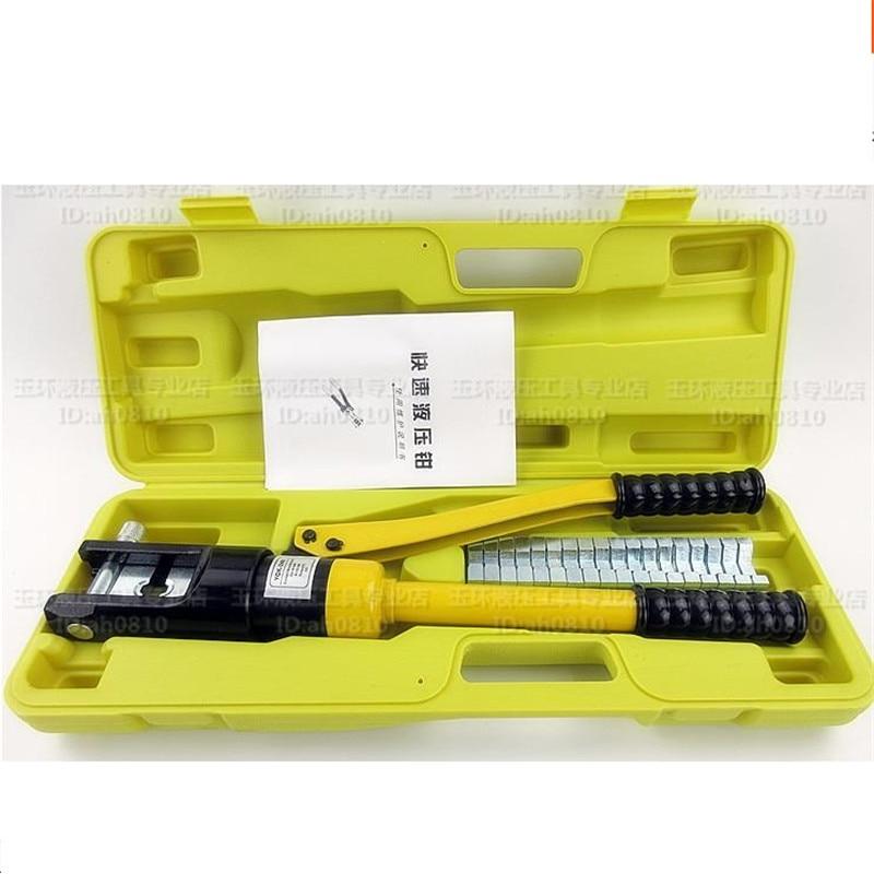YQK-300 Manual Hydraulic Pliers Crimping Pliers Crimping Pliers Crimping Tools 16-300mm2 12T<br>