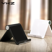 YKZ Desk Mobile Phone Holder for iPhone Universal Cell Phone Stand Flexible Holder Stand for Samsung Xiaomi iPad Tablet PC(China)
