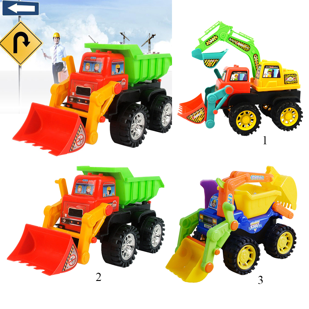 High Quality New Kids Excavator Construction Sand Beach Play Fun Children's Gift Model Truck Toy Car Playing Toys Tools Gift(China (Mainland))