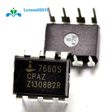 10PCS ICL7660SCPAZ DIP-8 ICL7660 INTERSIL CMOS Voltage Converters IC