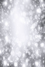Laeacco Dreamy Gray Glittering Light Bokeh Photography Backgrounds Vinyl Custom Camera Photographic Backdrops For Photo Studio