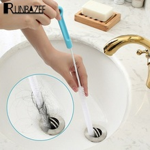 RUNBAZEF Manufacturers To Provide Creative Cleaning Brush New Pipe Dredge Kitchen Bathroom and Accessories Hot Sales(China)