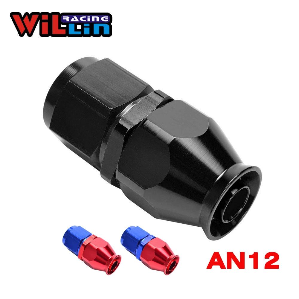 ID 7.9mm Billet Fuel Hose Black Hose Separator Fittings Adapter