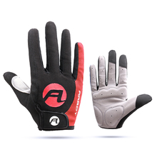 Cycling Gloves Bicycle Bike GEL Gloves Full Finger Nylon Road MTB Winter Sport giant Gloves bicycle Gloves fox Hot Sale 2017(China)