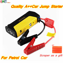 A++Quality Mobile Portable Mini Jump Starter Car Jumper 12V Booster Power Mobile Phone Laptop Power Bank Battery Charger