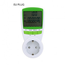 1pc Energy Power Meter Watt Volt Amp Frequency Monitor Analyzer 230V 50Hz energy monitor volt amp watt meter medidor de energia