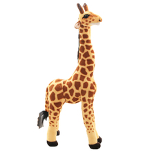 Elsadou 2017 New Giraffe Plush Toys Doll 60cm