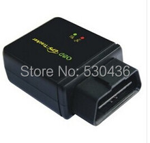cctr-830c OBD GPS GSM Tracker car alarm full function No Installation plug and play wide voltage with retail box
