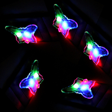 Lovely Butterfly Home Novelty Energy Saving Bedside LED Night Light Lamp LED Butterfly Light