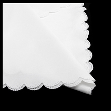 "10x 118"" Polyester White Round Tablecloth Event Wedding Banquet Table Cloth white"