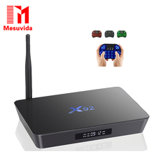 MESUVIDA X92 TV BOX S912 Amlogic S912 Android 6.0 Smart TV Box Cortex A53 Fully Loaded 5G Wifi 4K H.265 Set-Top Box X92 3GB 32G
