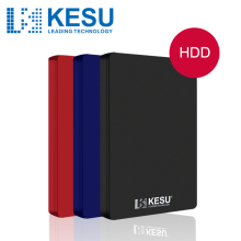 KESU 2.5 Inch External Hard Drive 160GB 320GB 500GB 1TB 2TB USB 3.0 HDD Portable External HD Hard Disk for Desktop Laptop Server