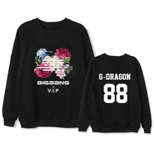 Buy Kpop BIGBANG FLOWER ROAD Album Hoodie Hip Hop Casual Loose Hoodies Clothes Pullover Printed Long Sleeve Sweatshirts WY659 for $13.29 in AliExpress store