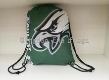 35X45 cm Philadelphia Eagles bag backpack With Grommets(China)