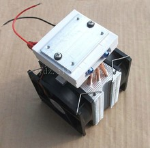 High quality Finished Thermoelectric Peltier Refrigeration Water Cooling System Cooler fan