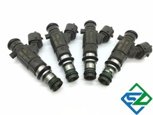 4pcs Fuel Injector Nozzle For Subaru Forester 00-04 OEM:16611-AA430 16611AA430 16611 AA430