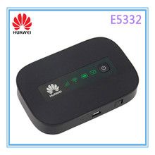 HUAWEI E5332,Portable 3G WiFi Router,Mobile WiFi Hotspot,3G Router