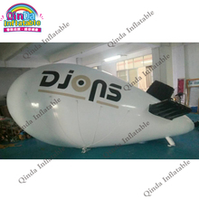 Hot Sale 6m Inflatable PVC Blimp / Airship / Airplane / Helium Balloon / Advertising inflatables