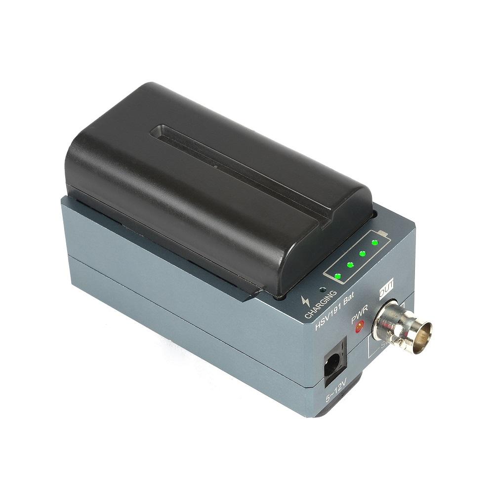 HSV191Bat HDMI to SDI Converter with Battery Charging 1080p Mini HDMI to SD-SDI HD-SDI 3G-SDI Adapter Converter (7)