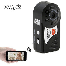 Xvgjdz Q7 Mini Wifi DVR Wireless IP Camcorder Video Recorder Camera Infrared Night Vision Camera Motion sport mini camera micro