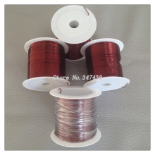 Ore radio, DIY enamelled wire, 30 m polyester paint, copper clad coil coil, single tube machine, electronic production kit