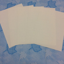 A4 size (80 pieces/lot) heat transfer paper inkjet printer for light color t-shirt using iron(China)