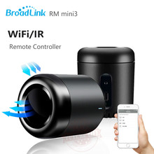 New Broadlink RM Mini3,Smart Home Automation,WiFi+IR,Universal Intelligent APP Wireless remote Controller for iphone IOS android(China)
