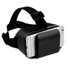 "VR Box Headset 3D VR Glasses Virtual Reality Goggles Cardboard Glasses Helmet For Board games 3D Game Movies 4.7-6.0"" Smartphone"