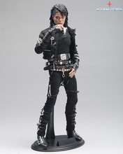 "1/6 scale music figure doll Michael Jackson Movable eyes 12"" action figures doll Collectible model toy soldiers"