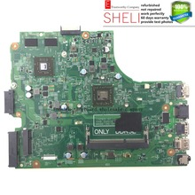 For Dell 3542 laptop motherboard with graphics 448.00G16.00SC 13283-SC 0F594Y A4 AM6210 CPU