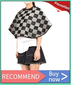 Professional Black Waterproof Hairdresser Styling Gown Salon Hair Cape With Sleeve Unisex Hairdressing Apron Cutting Wrap Tools