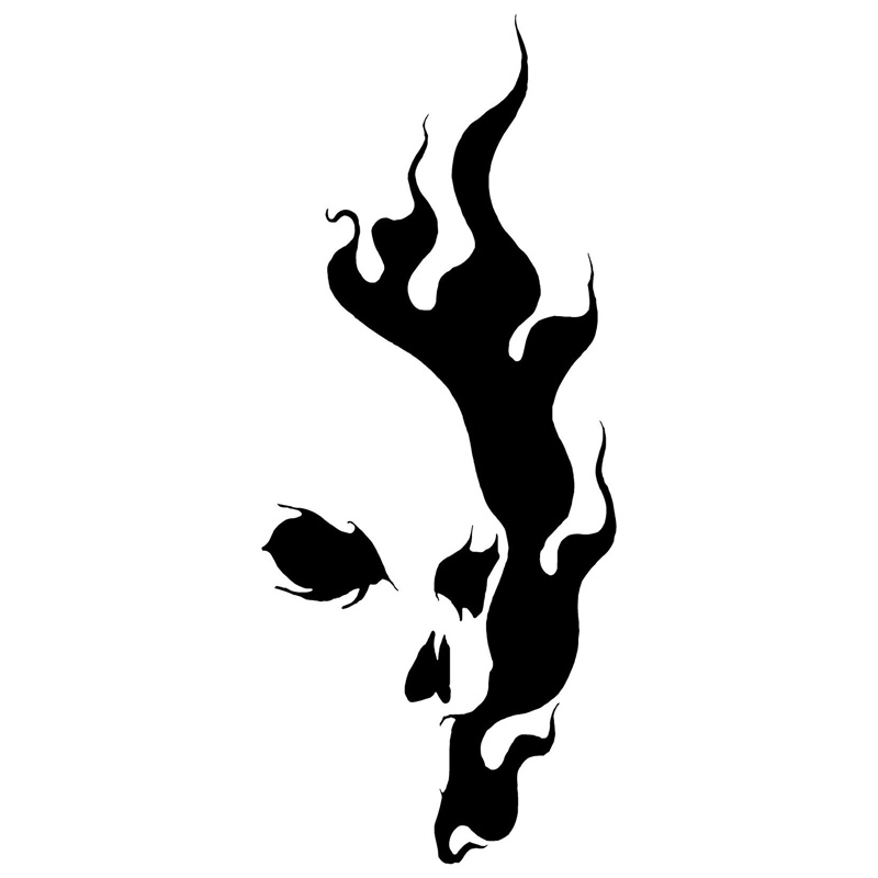 Online Get Cheap Flame Motorcycle Decals Aliexpresscom Alibaba - Vinyl stickers for motorcycles