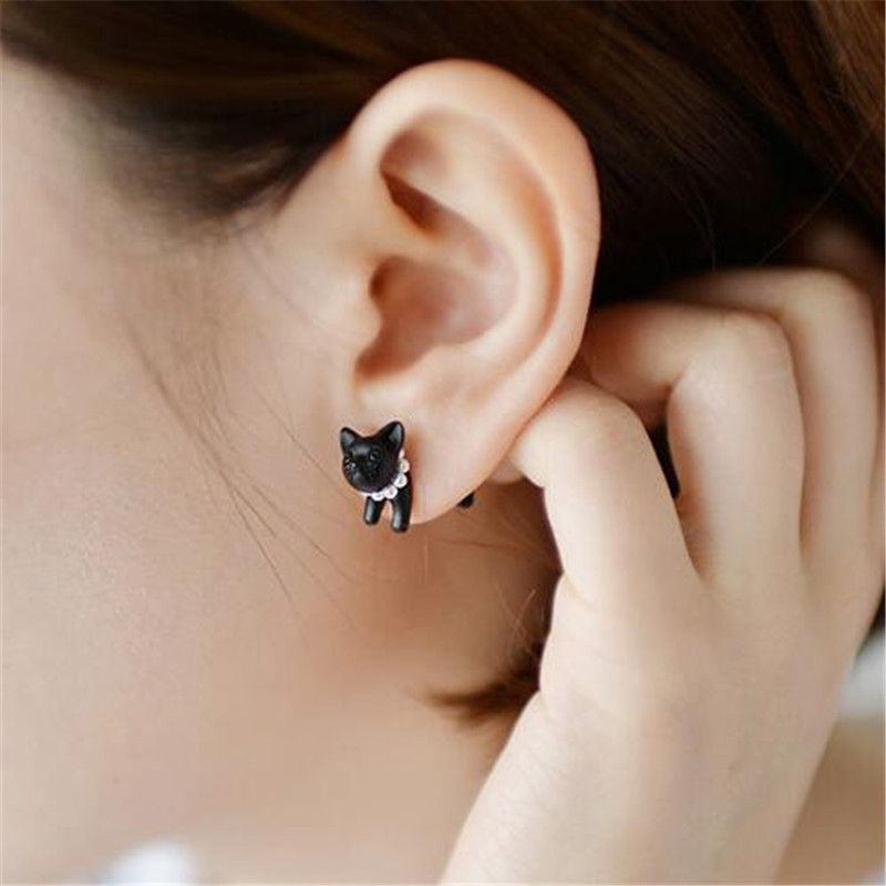 1 PIECE !! THREE-DIMENSIONAL ANIMAL LEOPARD CAT PEARL STUD EARRINGS-Cat Jewelry-Free Shipping 1 PIECE !! THREE-DIMENSIONAL ANIMAL LEOPARD CAT PEARL STUD EARRINGS-Cat Jewelry-Free Shipping HTB1DqLTgK7JL1JjSZFKq6A4KXXaP