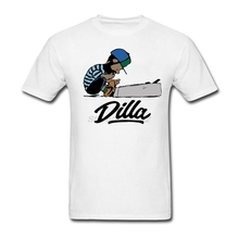 Fit Daily Wear Shirts Creator Men Special tee for fan Shirt with J Dilla t-shirt Men's Print Tee Shirts Good Price