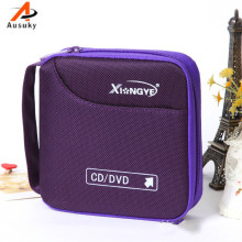 A Ausuky variety of colors vehicle Portable 32 Disc Capacity DVD CD Case for Car Media Storage CD Bag -20