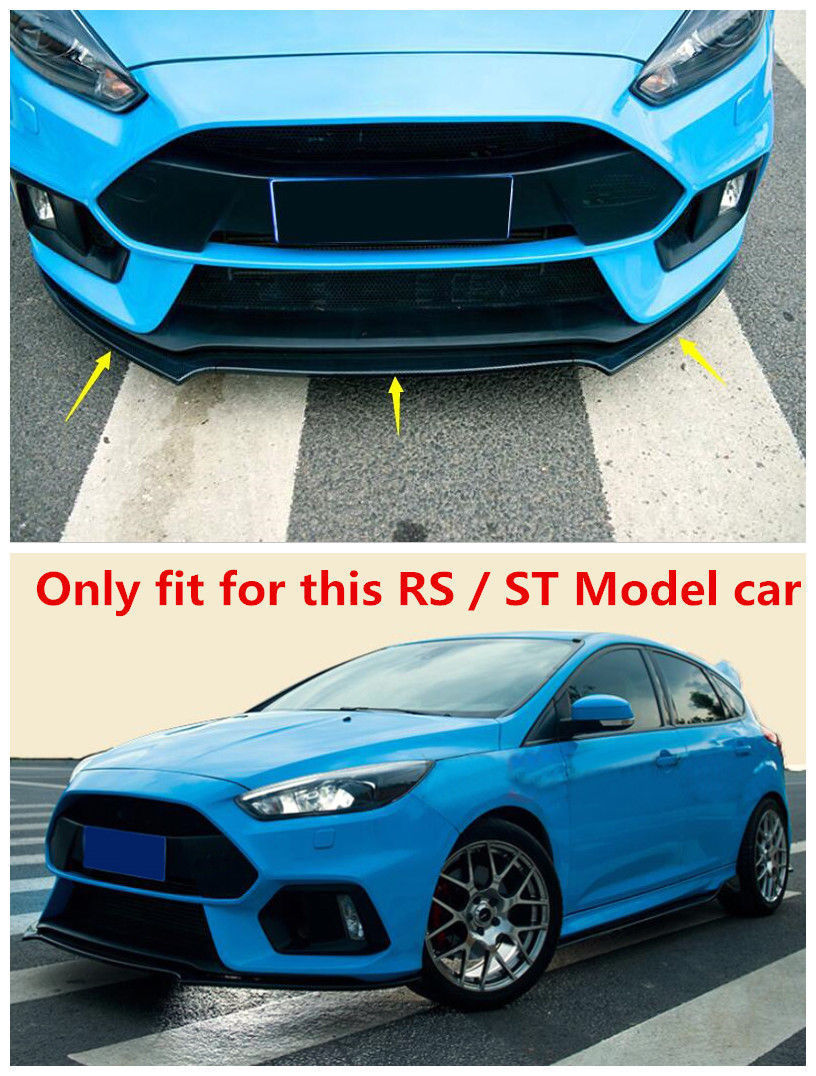 FOR FORD FOCUS RS//ST MK2 2008-2011 NEW COVER UNDER FRONT BUMPER GUARD