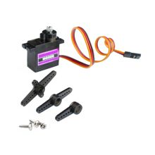 MG90S Metal Geared Micro Tower Pro Servo for Toy Boat Car Airplane Helicopter