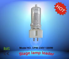 CHANGSHENG Quartz Tungsten Bulb Lamp New Disco Light Party CP90 GX9.5 230v 1200W Lamp Stage Quartz(China)