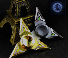 Cosplay GENJI Shurikens Speed Hand Spinner Ultra Fast Cartoon Game Fidget Spinner model toy