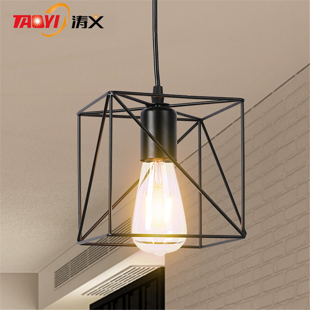 Vintage pendant light indoor lighting lamp pendant edison bedroom lighting for modern bar restaurant bedrooms shopping mall<br>